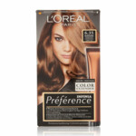 L'Oréal Preference Haarkleuring  6.35 Havana - Donker Goud Mahonie Blond
