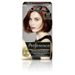L'Oréal Preference Haarkleuring  4.5 Riviera - Mahonie Middenbruin