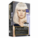 L'Oréal Preference Haarkleuring  10.21 Stockholm - Extra Licht Parelmoer Asblond