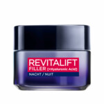 L'Oréal Revitalift Filler (HA) Nachtcreme  50 ml