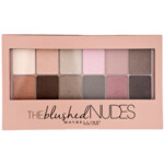 Maybelline Oogschaduw Palette The Blushed Nudes