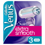 Gillette Venus Extra Smooth Swirl Scheermesjes  3 stuks