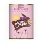 Edgard & Cooper Blik Vers Vlees Senior Konijn - eend