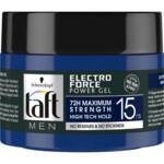 Taft Men Power Gel Electro Force Hold 15