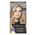 L'Oréal Preference Haarkleuring  8.1 Copenhague - Licht Asblond