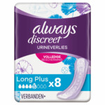 Always Discreet Long Plus