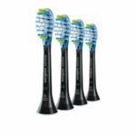 Philips Sonicare Opzetborstels Premium Plaque Defense Zwart