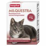 Beaphar Milquestra Wormmiddel Kat 2 - 12 kg  2 tabletten