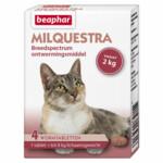 Beaphar Milquestra Wormmiddel Kat 2 - 12 kg
