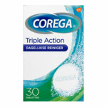 Corega Tabs Triple Action 3 min