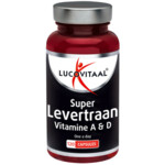 Lucovitaal Levertraan Vitamine A en D