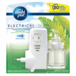 Ambi Pur Elektrische Geurverspreiders 1 compartiment Starterkit + Navulling  Morning Dew  20 ml