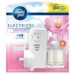 Ambi Pur Elektrische Geurverspreiders 1 compartiment Starterkit + Navulling  Blossom & Breeze