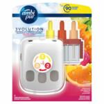 Ambi Pur Elektrische Geurverspreiders 3Volution Starterkit + Navulling  Exotische Vruchten