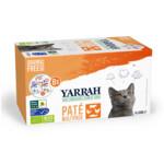 Yarrah Bio Multipack Pate Kat