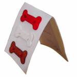 Festive Kauwkaart Buffelhuid