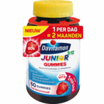 Davitamon Junior Gummies 3-12 jaar  60 gummies