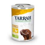 Yarrah Bio Brokjes In Saus Hondenvoer Kip  405 gr