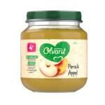 Olvarit 1e Fruithapje 4m Perzik Appel  125 gr