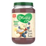 Olvarit Fruithapje 12m Appel Yogurt Bosbes