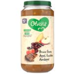 Olvarit Maaltijd 15m Bruine bonen Appel Rundvlees Aardappel