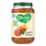 Olvarit Maaltijd 8m Spaghetti Bolognese