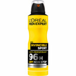 L'Oréal Men Expert Deodorant Spray Invincible Sport  150 ml