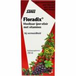 Floradix Vloeibaar Ijzer-Elixer met Vitamines