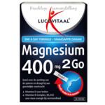Lucovitaal Magnesium 400mg 2Go