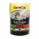 GimCat Nutri Pockets Malt - Vitaminemix