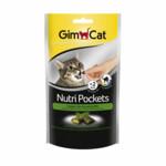 GimCat Nutri Pockets Kattenkruid - Vitamines