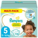 Pampers Premium Protection Luiers Maat 5 (11-16 kg)