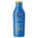 Nivea Sun Protect & Hydrate Zonnemelk SPF 20  200 ml