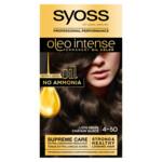Syoss Oleo Intense 4-50 Ijzig Bruin Haarverf