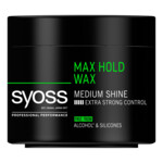 Syoss Wax Max Hold  150  ml