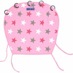 Dooky Cover Pink Stars