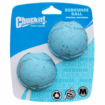 Chuckit Rebounce Ball Medium 2 - pack