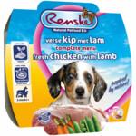 Renske Vers Vlees Voeding Hond Puppy Kip Lam