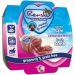 Renske Vers Vlees Voeding Hond Graanvrij Lam  100 gr