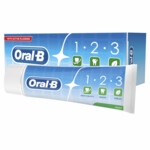 Oral-B Tandpasta 1-2-3 Frisse Mint