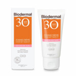 Biodermal Zonnecreme Gezicht Gevoelige Huid SPF 30
