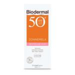 Biodermal Zonnemelk Gevoelige Huid SPF 50+