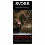 Syoss 5-8 Hazelnut Brown Haarverf