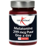 Lucovitaal Melatonine Puur 0,299mg