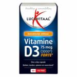 Lucovitaal Vitamine D3 75mcg