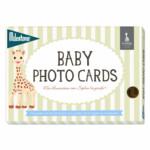 Sophie de Giraf Baby Cards van Milestone™