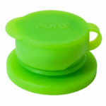 Pura Silicone Sport Dop Groen