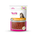 Truly Cat Snacks Anti-Haarbal met Kip