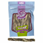 Braaaf Vissnacks Zalmhuid Sticks