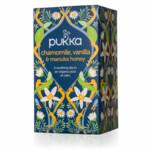 Pukka Thee Chamomile, Vanilla en Manuka Honey